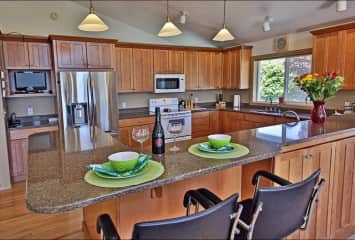 Professional kitchen fully equippec