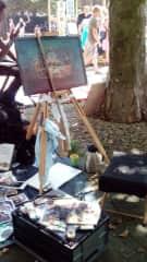 art fair Lambermontmartre