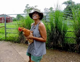 We are experienced in livestock and chickens. Australia