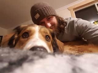 Jeremy & Atlas in Nanaimo, Canada