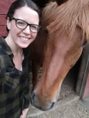 Horse-sitting