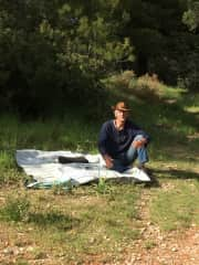 Picnicking