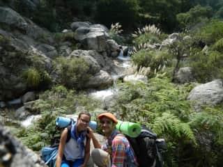 Wildcamping in Cordoba, Argentina.