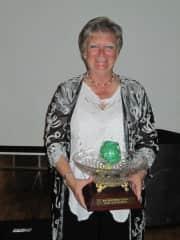 Brenda Club Champion !