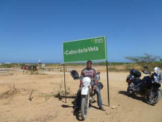 Northern Colombia Motorcycle Trip, 2015