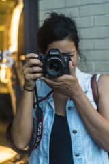 I'm a freelance professional photographer, and love what I do!