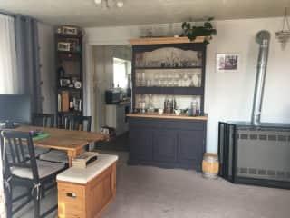 dining room from front door