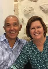 Chris and Caroline Don