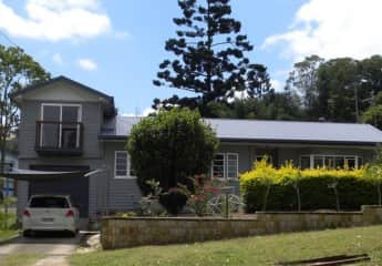 Our home in Kyogle