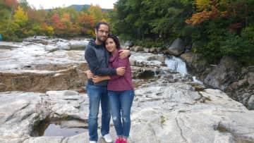 Adam and Miruna