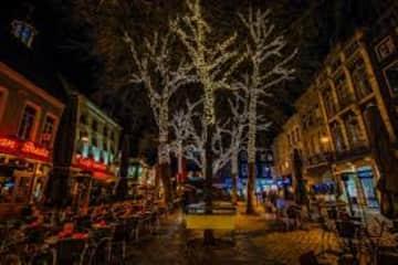 breda city center Christmas