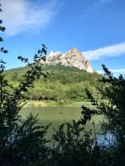 Bugarach Lake