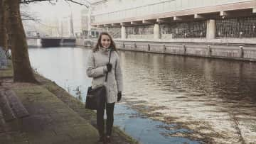 An early morning wander in Amsterdam