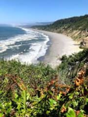 One of my favorite places - Agate Beach in Northern California ❤️