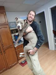 Will and Symbol - House and pet sit in Namao, Alberta