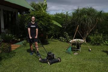 Garden maintenance? No problem :)