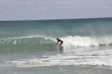 Jon just wants waves