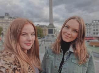 Me + Travelbuddy (London)