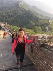 I love hiking around the world!