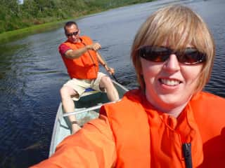 Canoeing Northern Canada