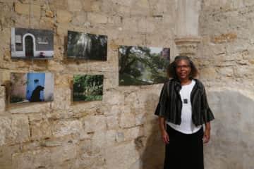 Janet Hart, Le Collectif des Artistes Anianais et la mairie d'Aniane, Exposition, Sept-Oct 2018