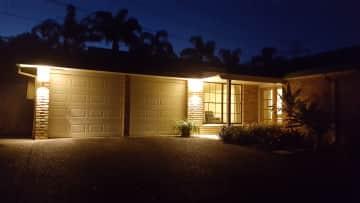 Cherrybrook home - night