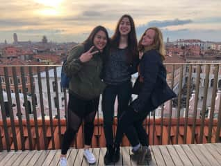 Venice with Study Abroad Peers!