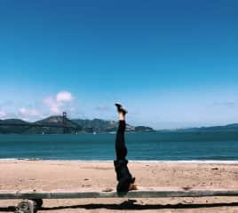 I love pilates and yoga!