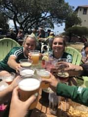 Our soccer team