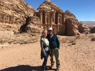 Traveling Jordan