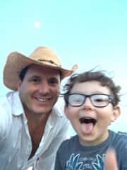Stephen and Jameson Age 6