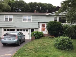 Private residential neighborhood