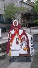 Andre & Mayra in Quebec City