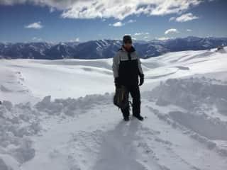 Winter walks in New Zealand