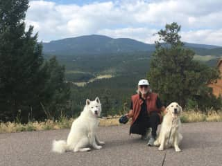Pet and house sitting in Colorado.