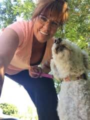 Happy trails with Buddy