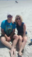 Carol and husband Kim