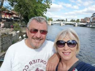 Ray and Carole