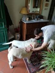 Lauta+Gino+Abby Tuscany