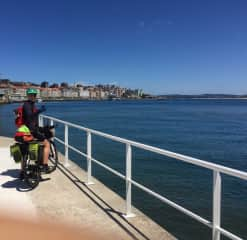 Cycle-touring in Spain (2016)