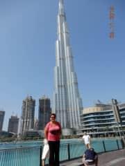 Francine in Dubai 2019