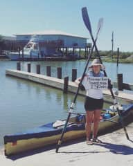 I recently completed a Mississippi River Source to Sea rowing trip, October 2018