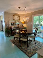 Dining Room - Opens to deck