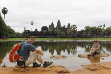 Angkor Archaeological Park, Cambodia.
