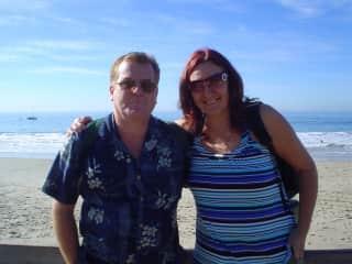 Myself and Mike