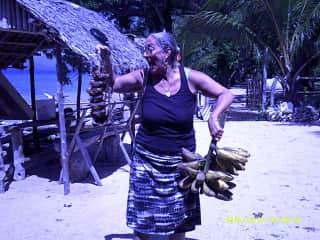 Uri Island Vanuatu