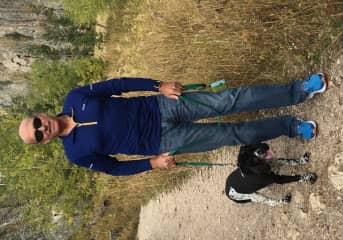 Tom and Dusty in South Dakota