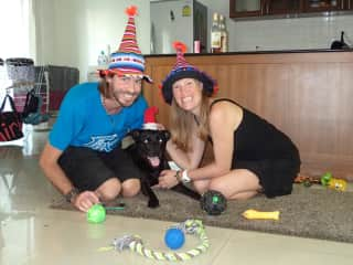 Gemma, Will and Tasi - House and pet sit in Bangkok, Thailand