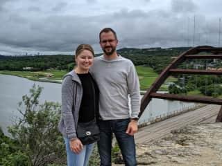 Larissa and Brandon (Austin, TX)