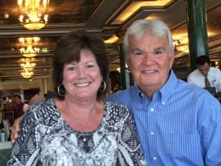 Sue and David